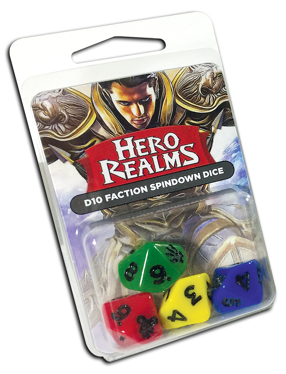 Dice -Hero Realms d10