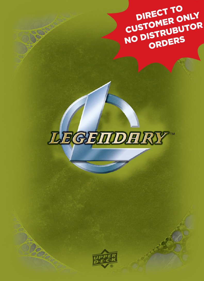 Sleeves - Legendary Green