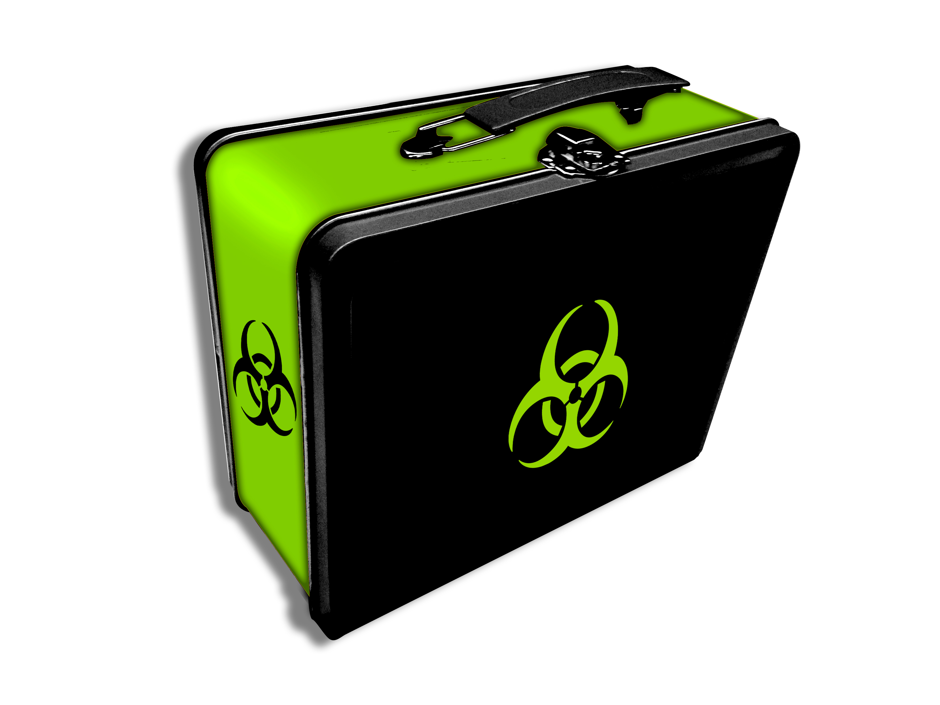 Tin - Iconic Biohazard