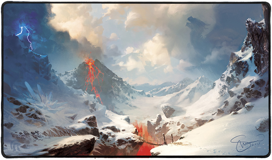 Playmat - Velinov Mountain