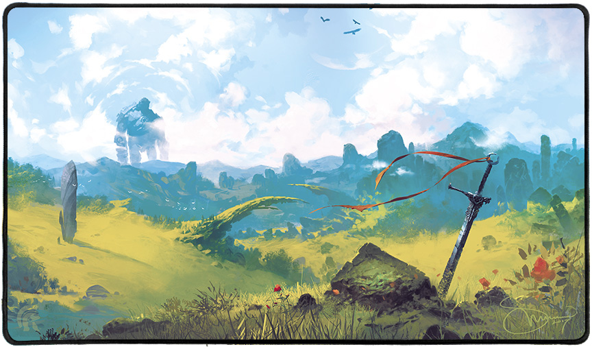 Playmat - Velinov Plains