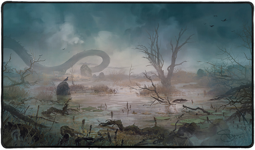 Playmat - Velinov Swamp