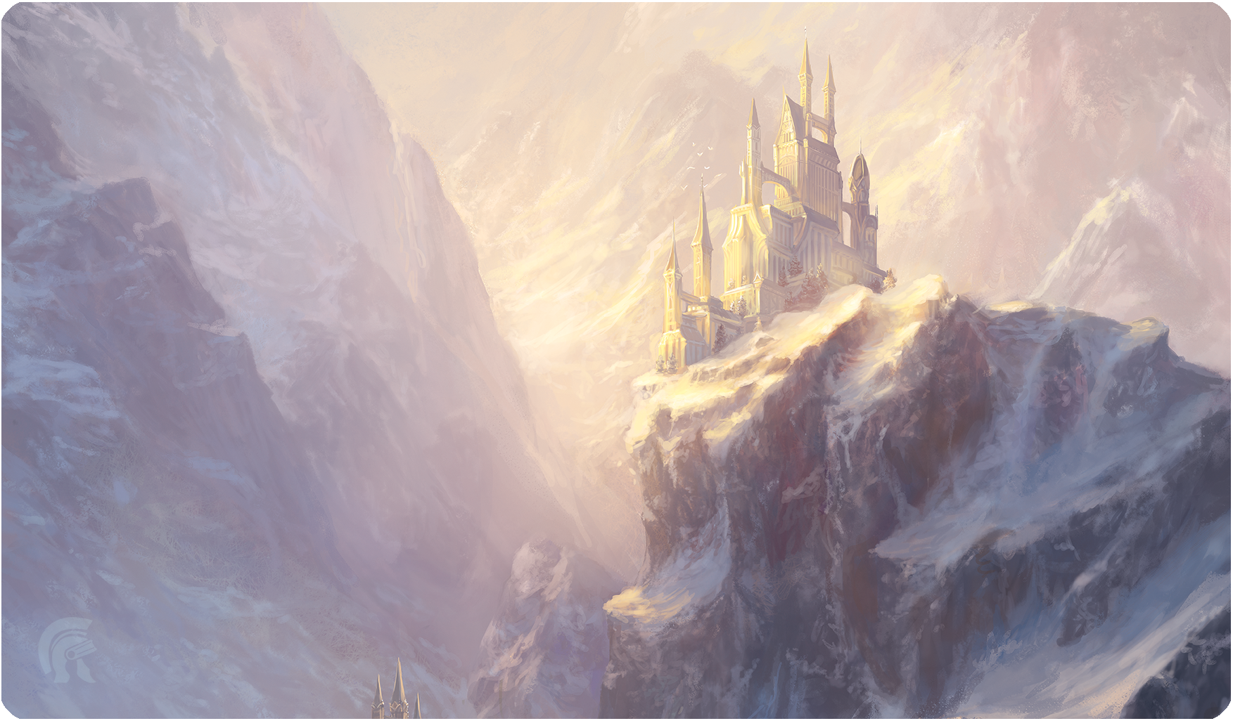 Playmat - Veiled Kingdoms - Vast