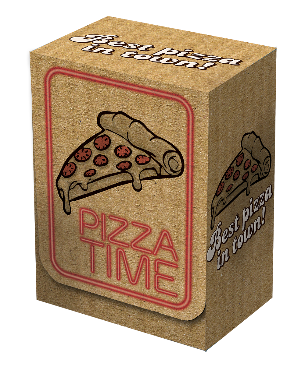 Deckbox - Pizza Time