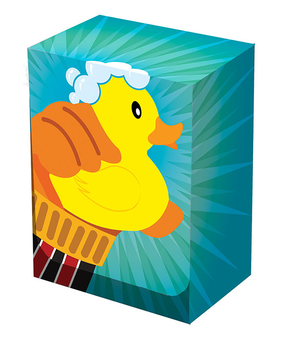 Ducky Legion Deck Box 100