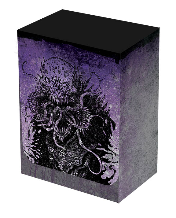 Deckbox - The Night is Dark