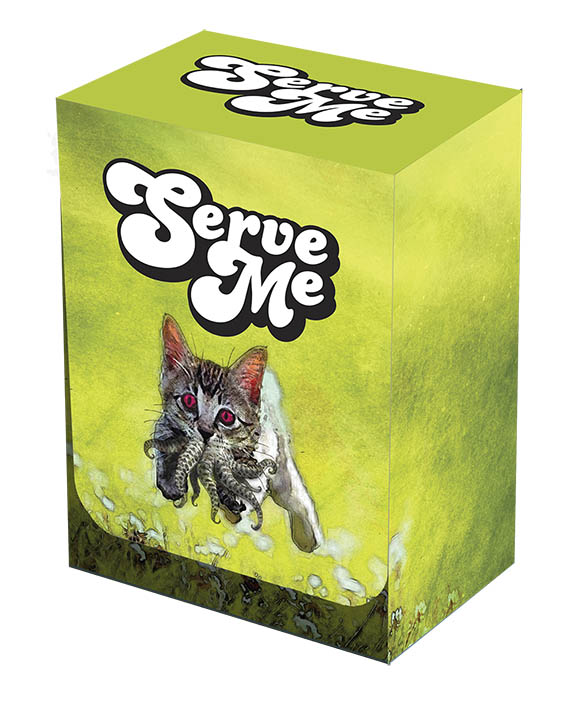 Deckbox - Serve Me