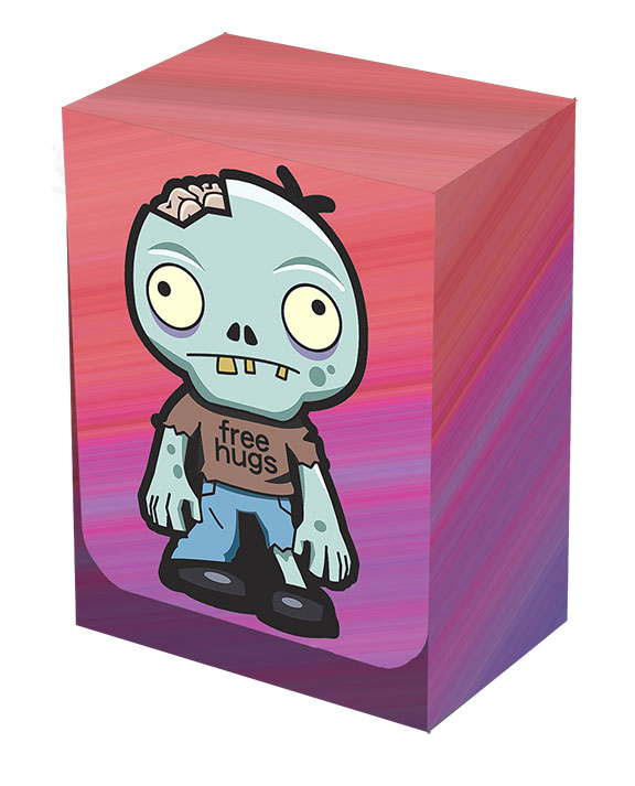 Deckbox - Zombie Hugs