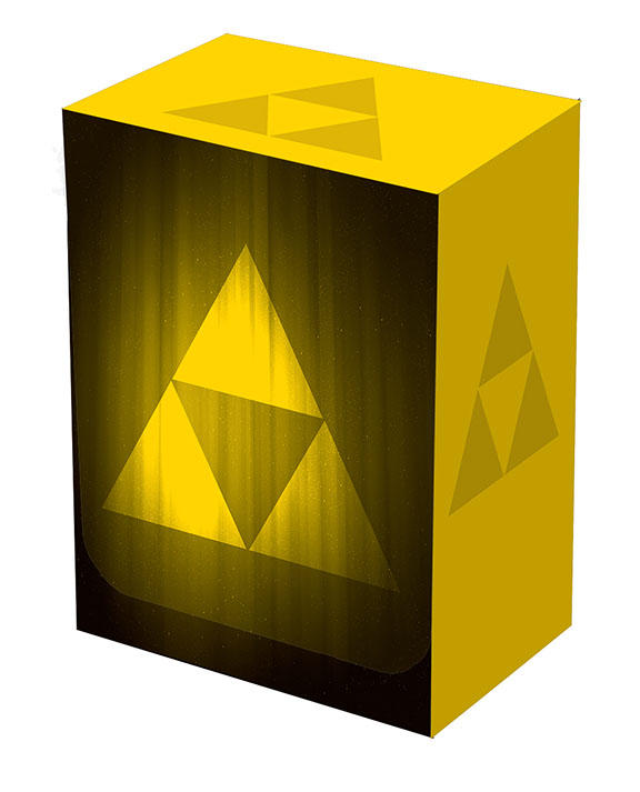 Deckbox - Super Iconic Tri-Force