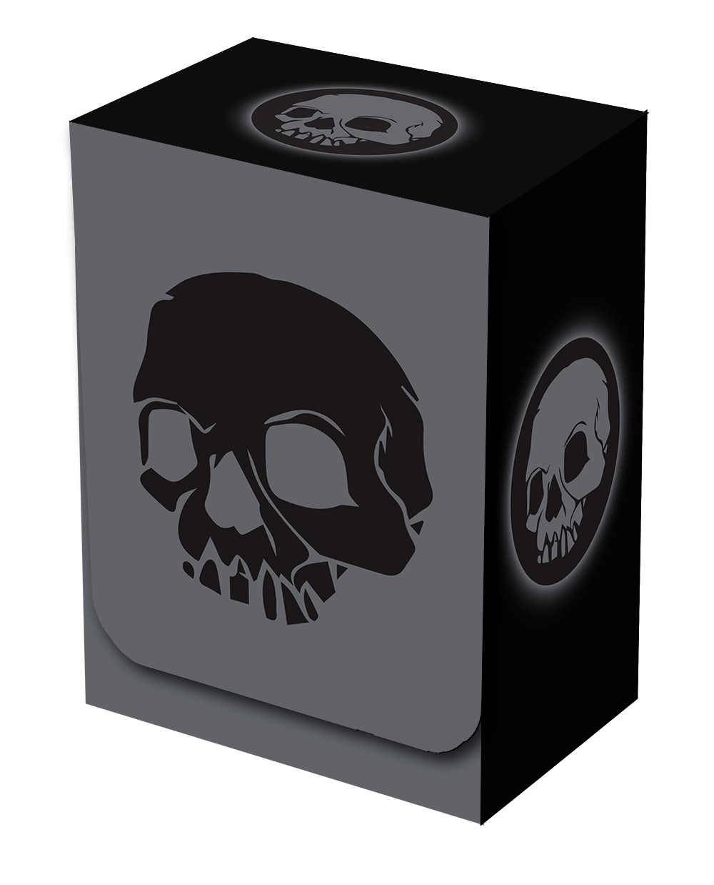 Deckbox - Absolute Iconic Skull