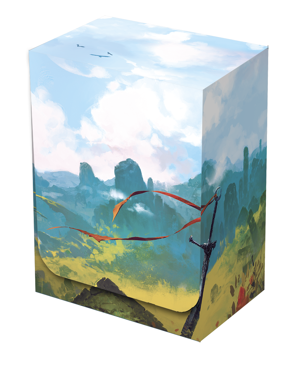 Deckbox - Velinov Plains