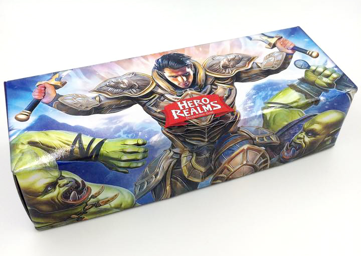 Hero Realms - Cardbox