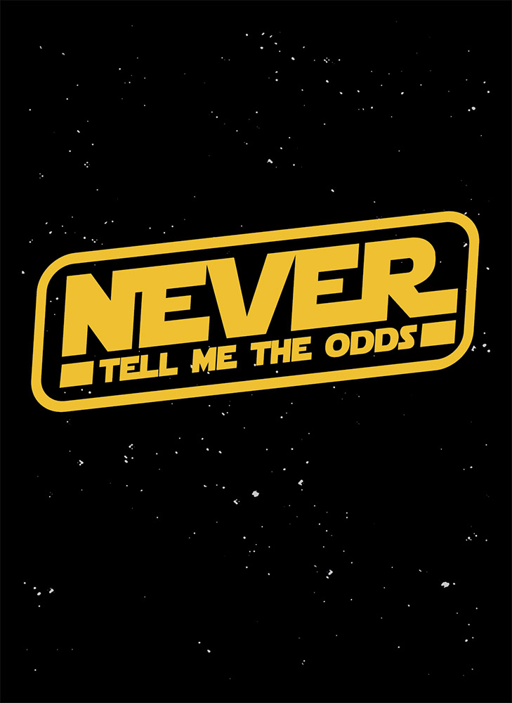 Sleeve - Never Tell Me the Odds
