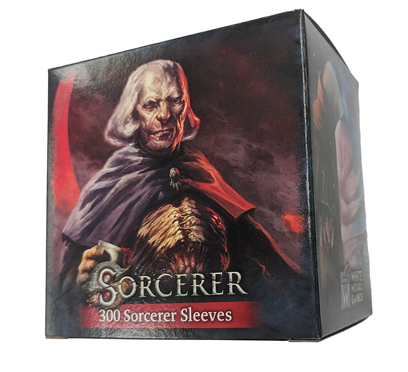 Sleeve - Sorcerer 300ct Box
